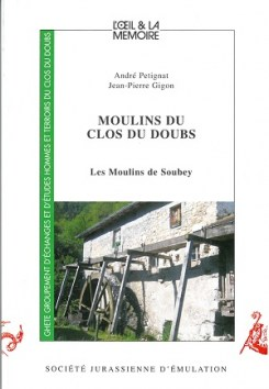 couverture Moulins de Soubey